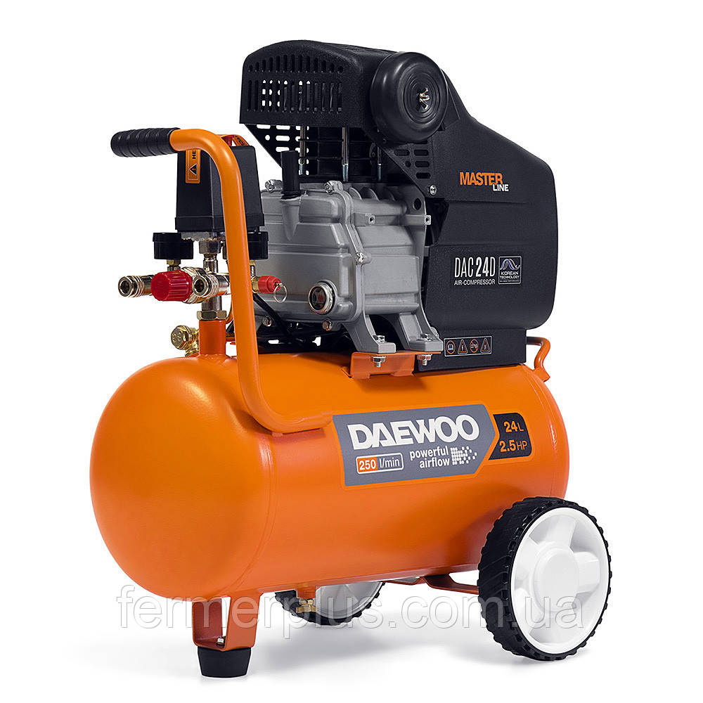 Компрессор с прямым приводом DAEWOO DAC 24D (Бесплатная доставка)