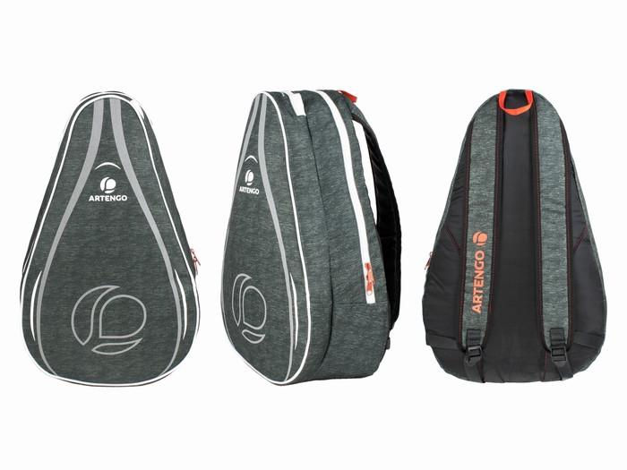 Рюкзак спортивный серый