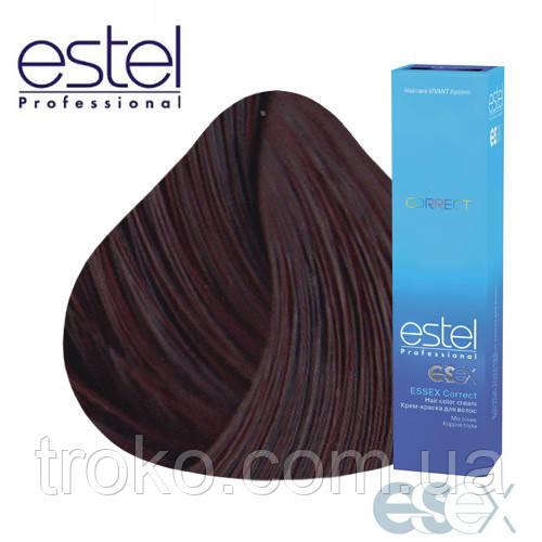 ESTEL крем-краска, 60 мл 0/66 Фиолетовый корректор