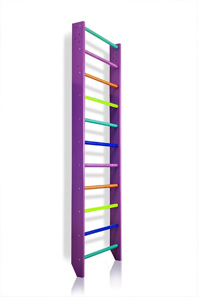 Шведська стінка Sportbaby 0-240 purple