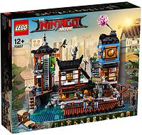 LEGO Ninjago Порт НИНДЗЯГО Сити (70657)