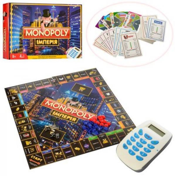 Настольная игра Монополия  M3801