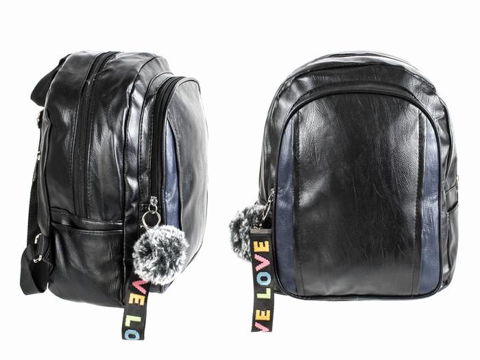 Женский городской рюкзак кожзам