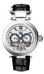 Наручные часы Heritor Ganzi Automatic Multi-Function Silver HR3301 (HR3301)
