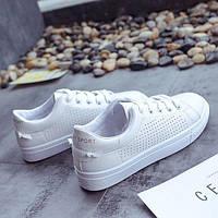 Белые кроссовки для девушек за доступной ценой