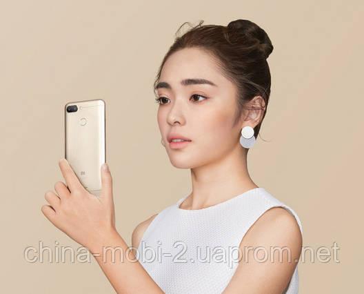 Смартфон Xiaomi Redmi 6 3 32Gb Gold EU, фото 2