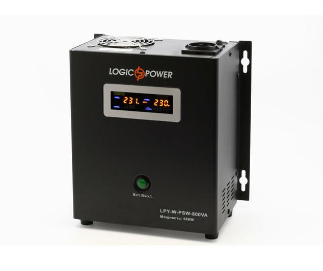 ИБП Logicpower LPY-W-PSW-800VA+ 800VA