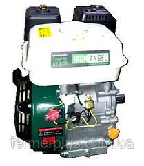 Двигатель бензиновый FAVORITE 212-T/25  (7,5 л.с., ручной стартер, шлицы Ø25мм, L=36,5мм)
