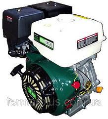 Двигатель бензиновый FAVORITE 389-S25  (13 л.с., ручной стартер, под шпонку Ø25мм, L=63мм)