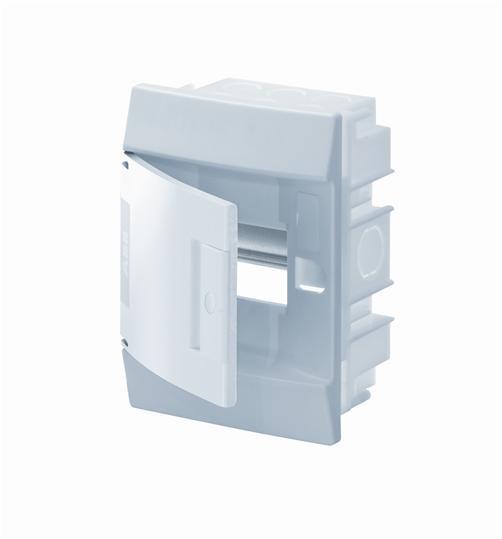 Встраиваемый шкаф ABB Mistral на 4 модуля IP41 1SLM004100A1100
