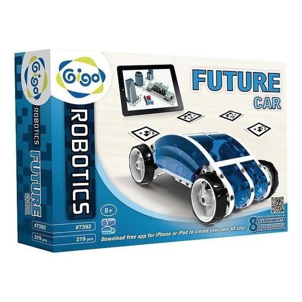 Конструктор Gigo Автомобиль будущего 7392