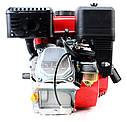 Двигатель бензиновый ТАТА YX170F (7 л.с., шлицы Ø25мм, L=39мм), фото 2