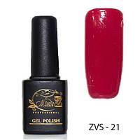 Цветной гель-лак Missis Z 21