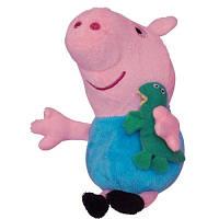 Мягкая игрушка Джордж из мультфильма Свинка Пеппа