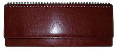 Планинг недатированный BRISK OFFICE ЗВ-74 SARIF (10,2 х 32,5) красно-коричневый