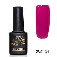 Цветной гель-лак Missis Z 34