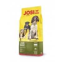 JosiDog (ДжосиДог) Lamb Basic для взрослых собак с ягненком 18кг