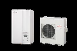 Тепловий насос Fujitsu MONOBLOC TYPE серії Compact WSYP100DG6 / WPYA100LG