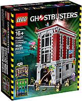 LEGO Ghostbusters Штаб-квартира охотников за привидениями (75827)