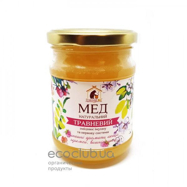 Мед майский Пасека Правильный мед 350мл