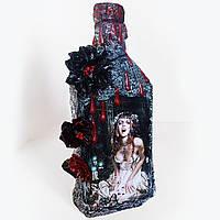 Сувенирная бутылка «Кровавая Мэри» Декор в стиле готика фентези вампиризм