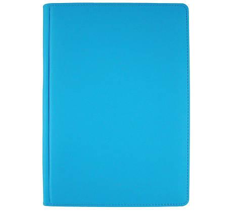 Ежедневник недатированный BRISK Vienna Стандарт А5(14,2х20,3) голубой, фото 2