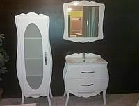 Меблі для ванної кімнати RETRO / 4 елементи, фото 1