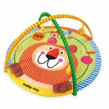 Развивающий коврик с дугами Baby Mix Лев