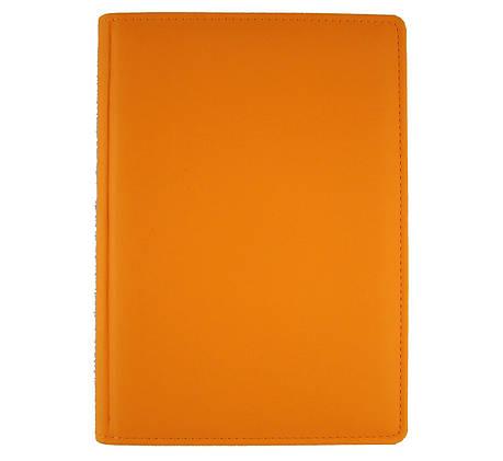 Ежедневник недатированный BRISK Vienna Стандарт А5(14,2х20,3) оранжевый, фото 2
