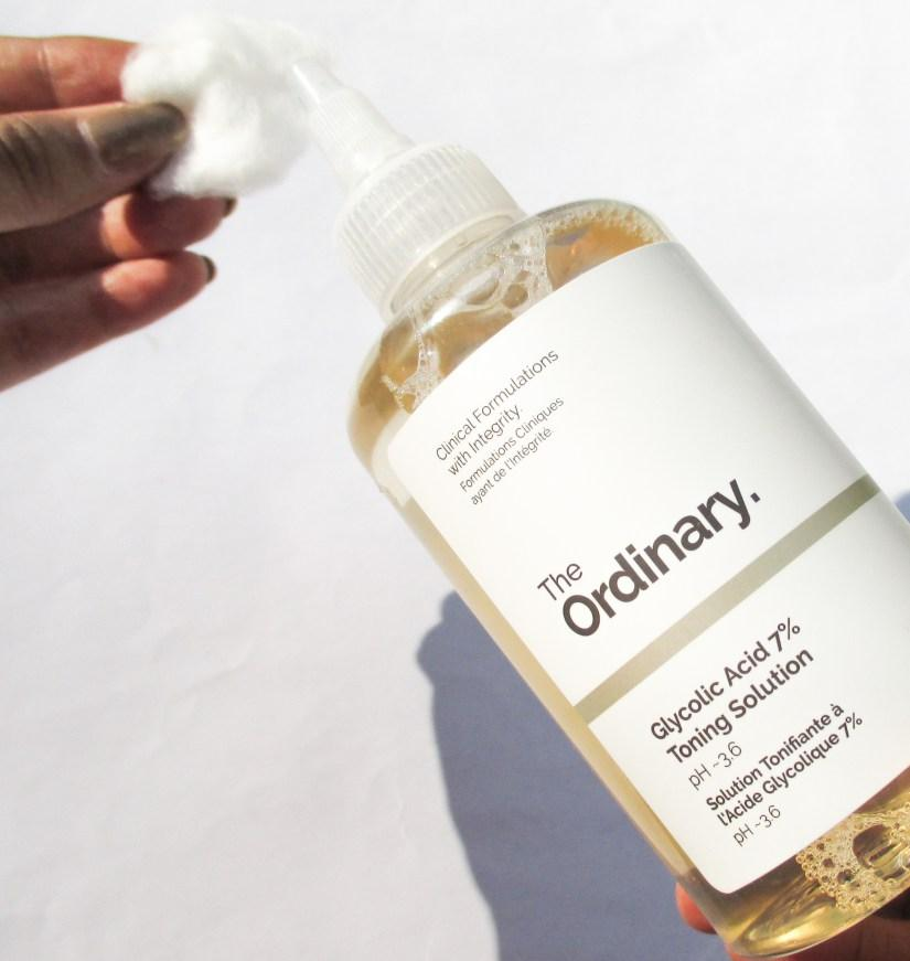 the ordinary тоник с гликолевой кислотой купить