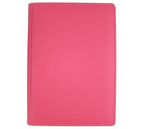 Ежедневник недатированный BRISK Vienna Стандарт А5(14,2х20,3) розовый, фото 2