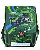 """Ранец  для мальчика Tiger 21009-1B """"Мотоцикл"""""""