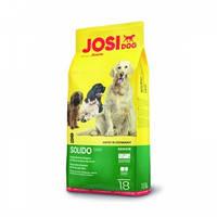 JosiDog (ДжосиДог) Solido для пожилых и неактивных собак 18 кг