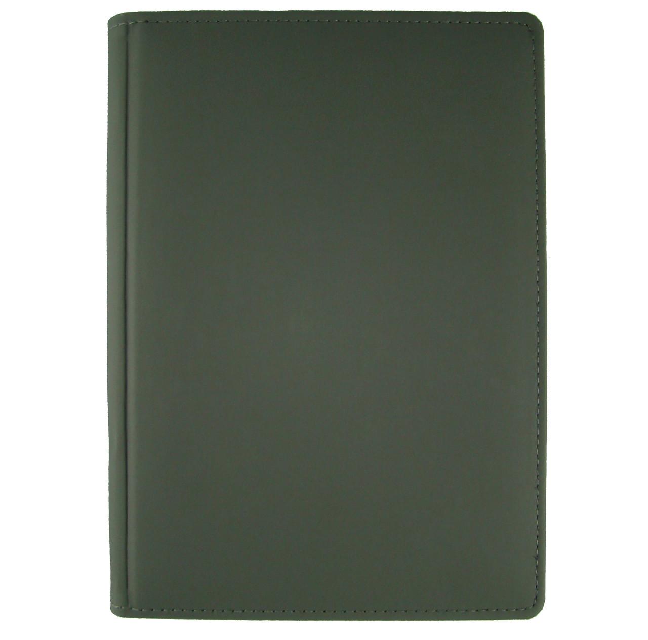 Ежедневник недатированный BRISK Vienna Стандарт А5(14,2х20,3) серый