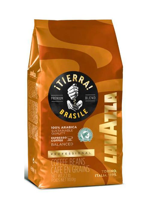 Кофе зерно Lavazza Tierra Brasile 1 кг