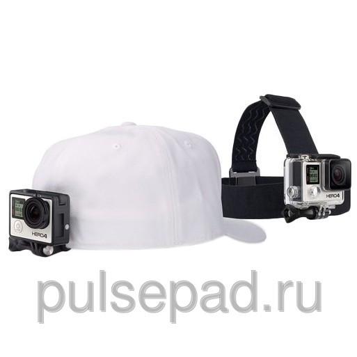 GoPro Head Strap + QuickClip (ACHOM-001)