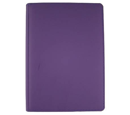 Ежедневник недатированный BRISK Vienna Стандарт А5(14,2х20,3) фиолетовый, фото 2