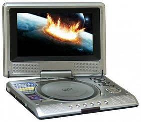 Портативні телевізори і dvd-плеєри
