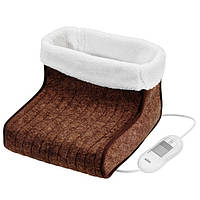 Электрогрелка для ног Aeg FW 5645 brown-white