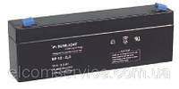 Кислотно-свинцовый аккумулятор X-Digital SP 12-2.3 (12v-2.3Ah)