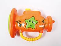Игрушка для детей музыкальная Lindo A 659 Туба, фото 1