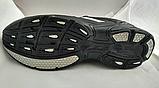 Мужские кожаные кроссовки Veer Demax размер  ЕВРО 41 42 43 44 45 46 черные, фото 4