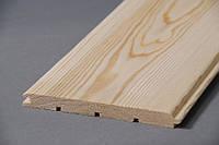 Вагонка лиственница сибирская (14*121) сорт (Экстра)