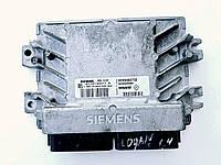 Блок управления двигателем Renault Dacia Logan 1.4 8200483732 8200326380 S110140011A
