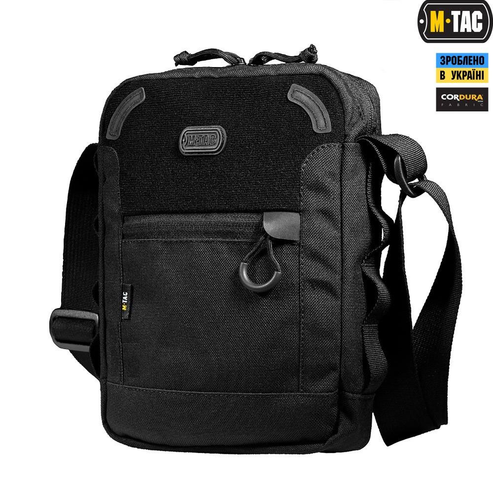 M-Tac сумка Satellite Bag Elite Black