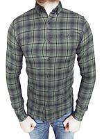 Рубашка Only & Sons р-р М Оригинал (сток, б/у) original мужская с длинным рукавом