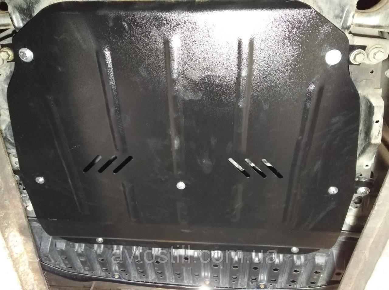 Захист картера двигуна Toyota Avensis 3 (T27) (2009-2012) | Тойота Авенсіс