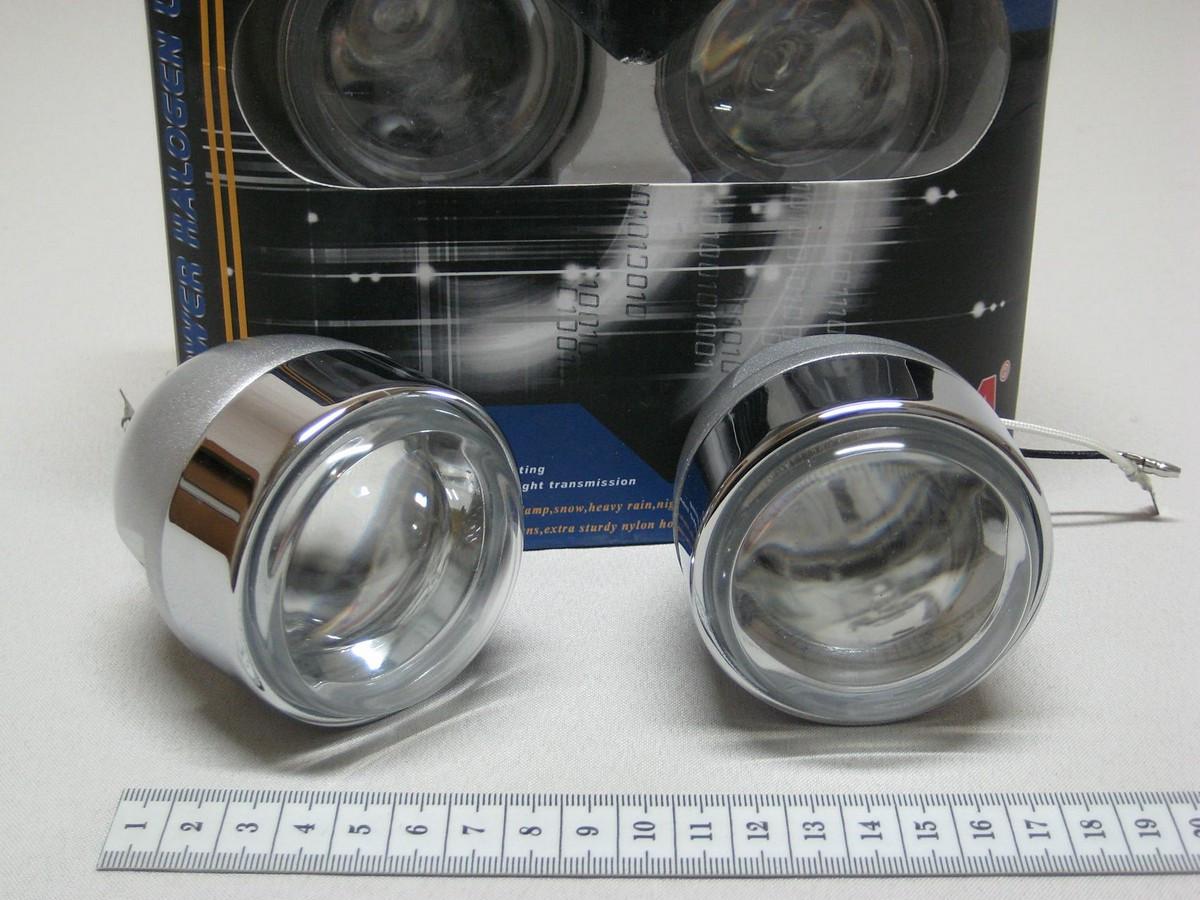 Фары доп. DLAA 5020 W/H3-12V-55W/D=70mm