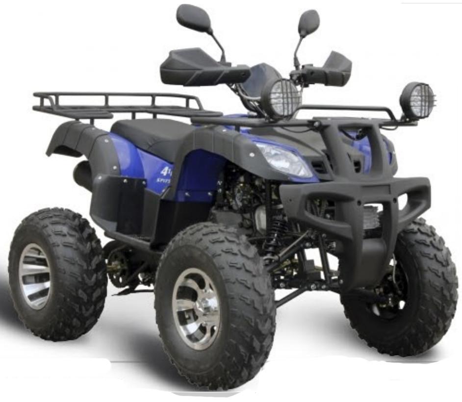Квадроцикл Spark SP250-4 R