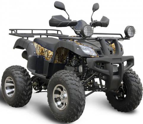 Квадроцикл SP250-4 camo, фото 2